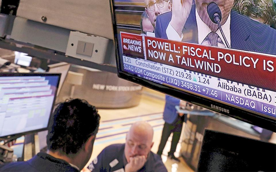Bolsas mundiais com trimestre aquém do esperado