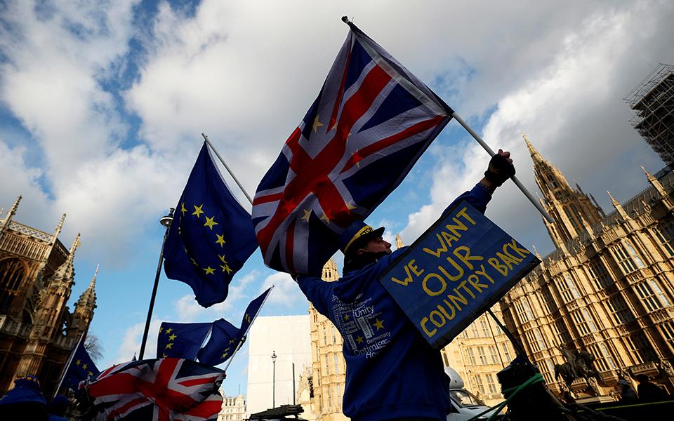 """""""O Brexit levou a uma maior vontade de trabalhar com os que ficaram"""""""