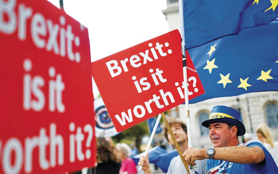 Brexit tem demonstrado a dificuldade de desvinculação da União Europeia