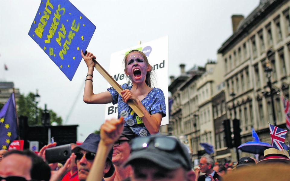Bruxelas e Londres condenadas a entender-se