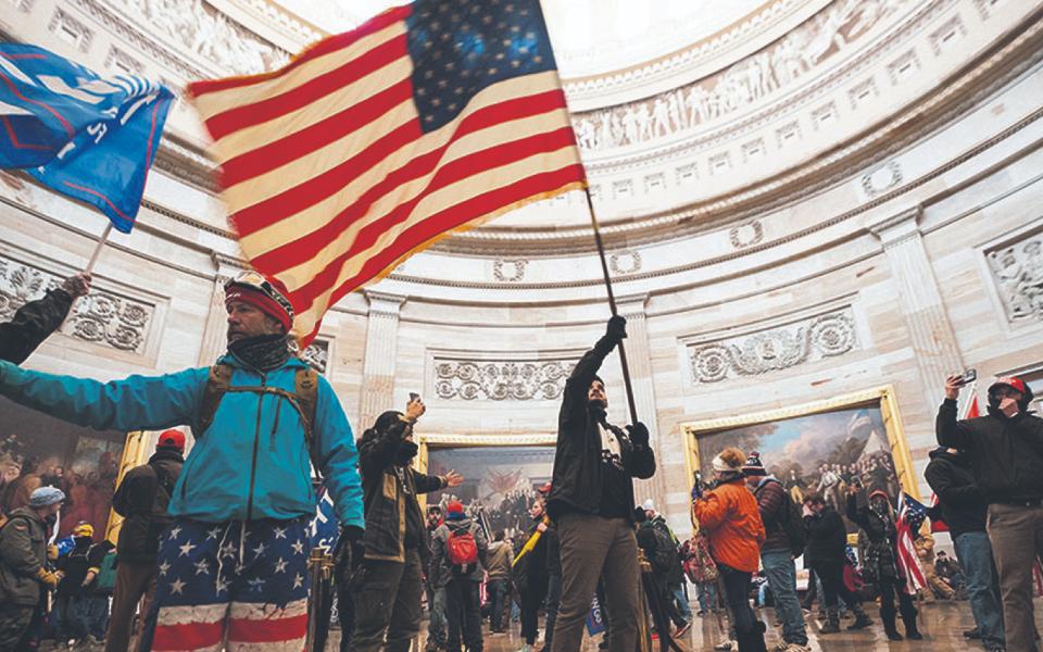 Dois dias que abalaram Washington, a América e o resto do mundo