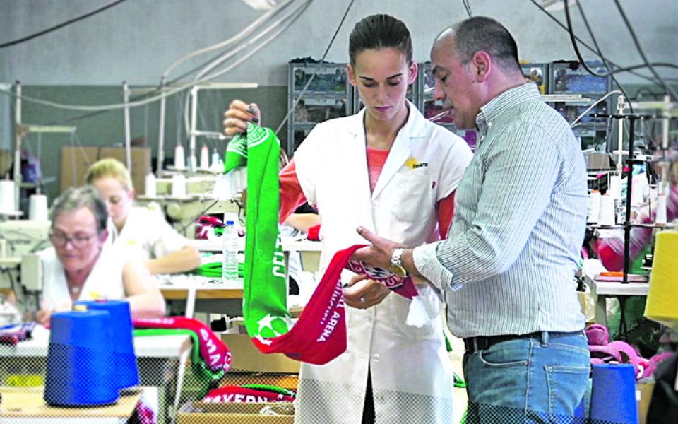 Empresa de Vizela com exclusivo de cachecóis para Mundial da Rússia