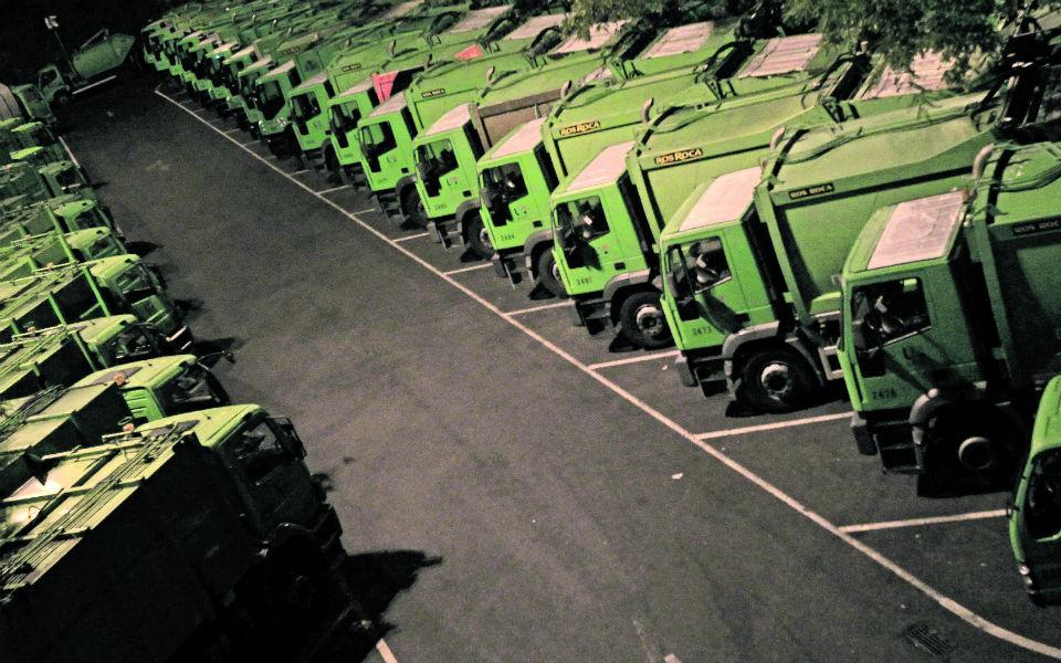 Grupos nacionais e espanhóis lideram recolha de resíduos
