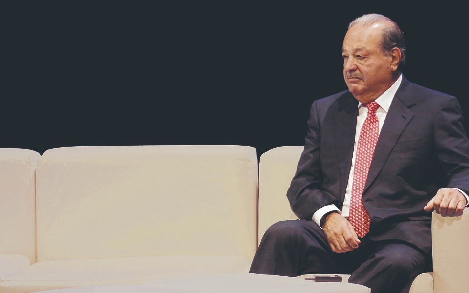 Grupo de Carlos Slim travado por empresa de Braga
