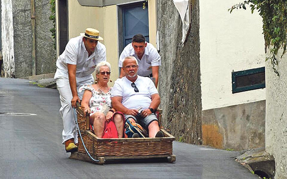 """Madeira diz que exclusão é """"inadequada e injusta"""""""