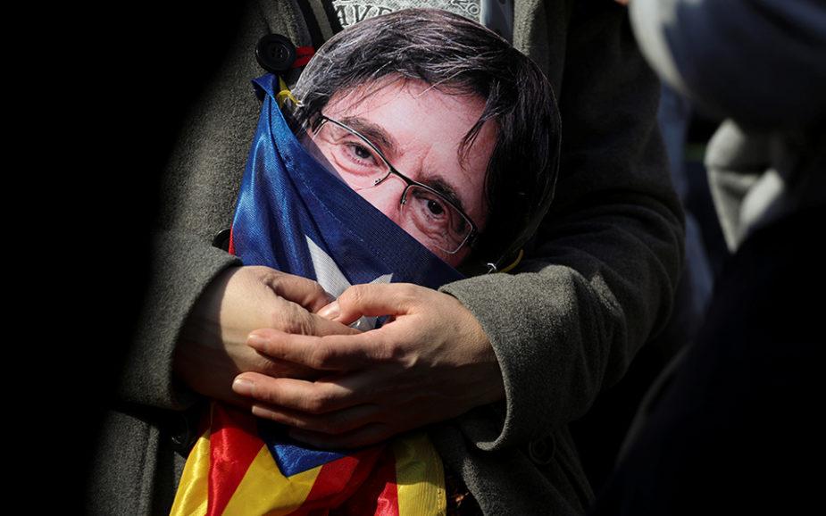 """Catalunha """"a caminho de novas eleições"""" parlamentares"""
