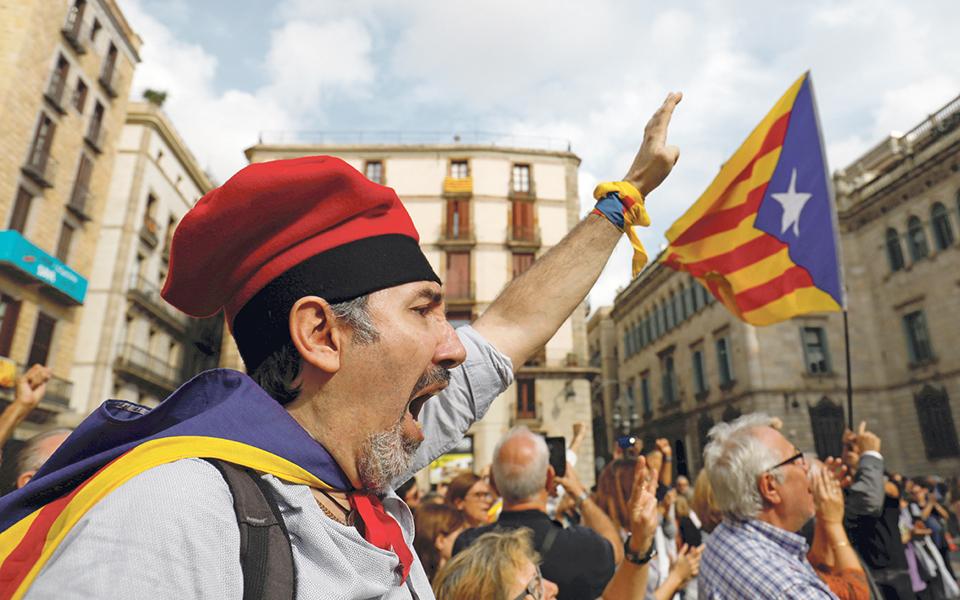 Catalunha está  cada vez mais isolada