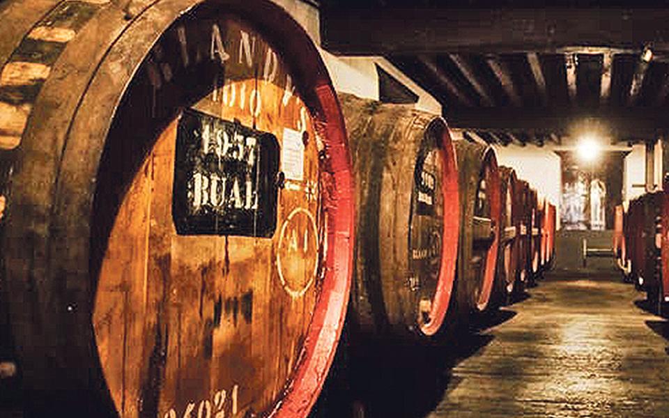 Madeira participa  na 'Essência do Vinho'