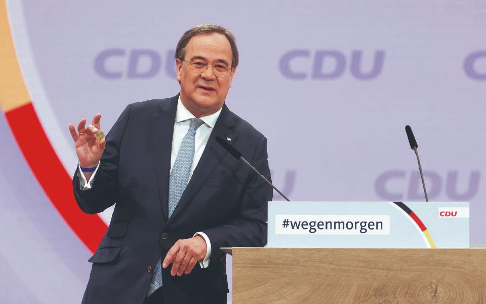 CDU recusa viragem  do partido à direita  antes do pós-Merkel