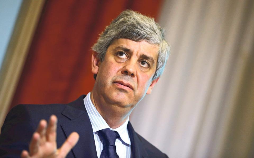 Centeno não vai hoje a votos, mas está disponível para ser o nome consensual europeu para o FMI