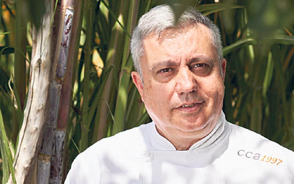 Chef RaUl Ferreira  apresenta menu Outono/inverno