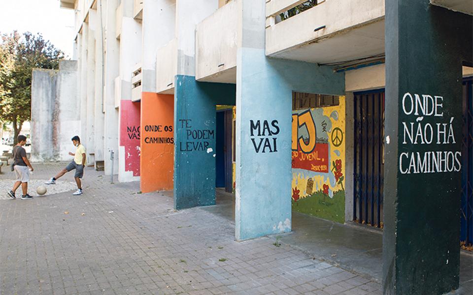 Chelas de bairro social a 'it place'