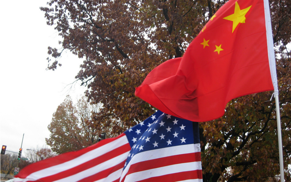 """""""Não é o momento para a China entrar em confronto com os EUA"""""""
