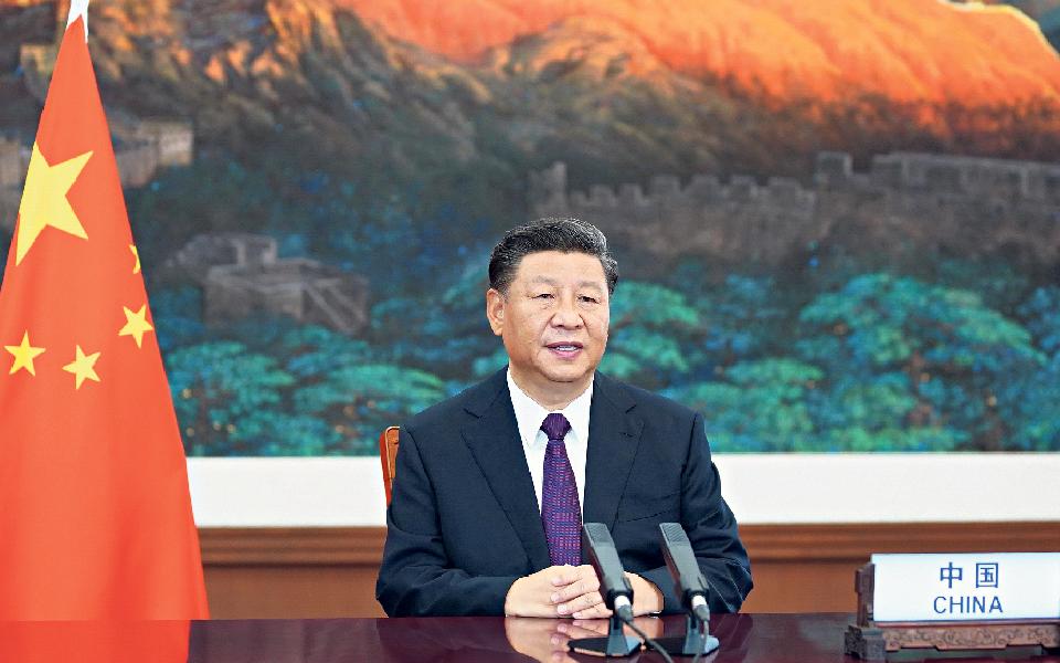 """Presidente chinês  opõe-se ao unilateralismo  e ao """"chefe do mundo"""""""
