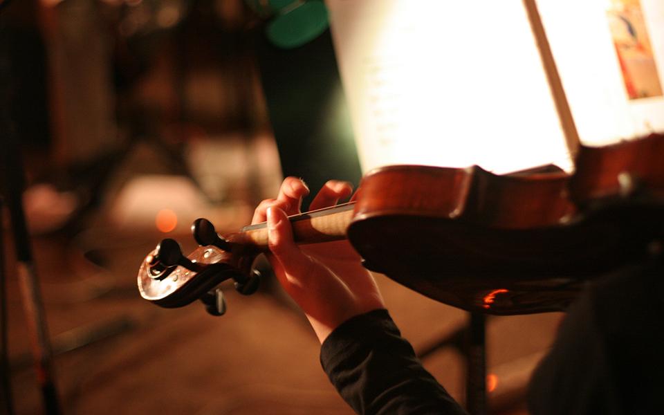 Solistas da Metropolitana: terapia musical