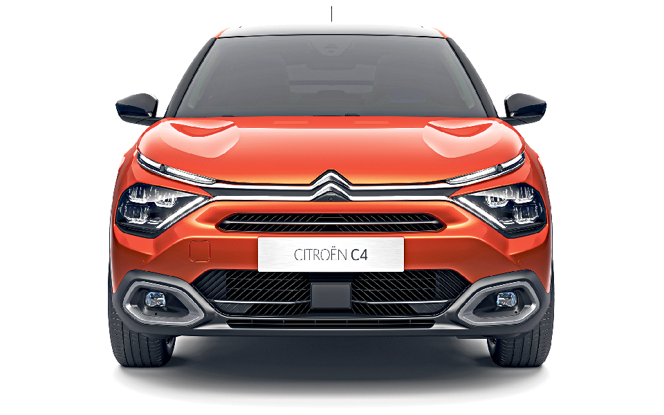 Citroen e-C4: Novos códigos estéticos e potência 100% elétrica