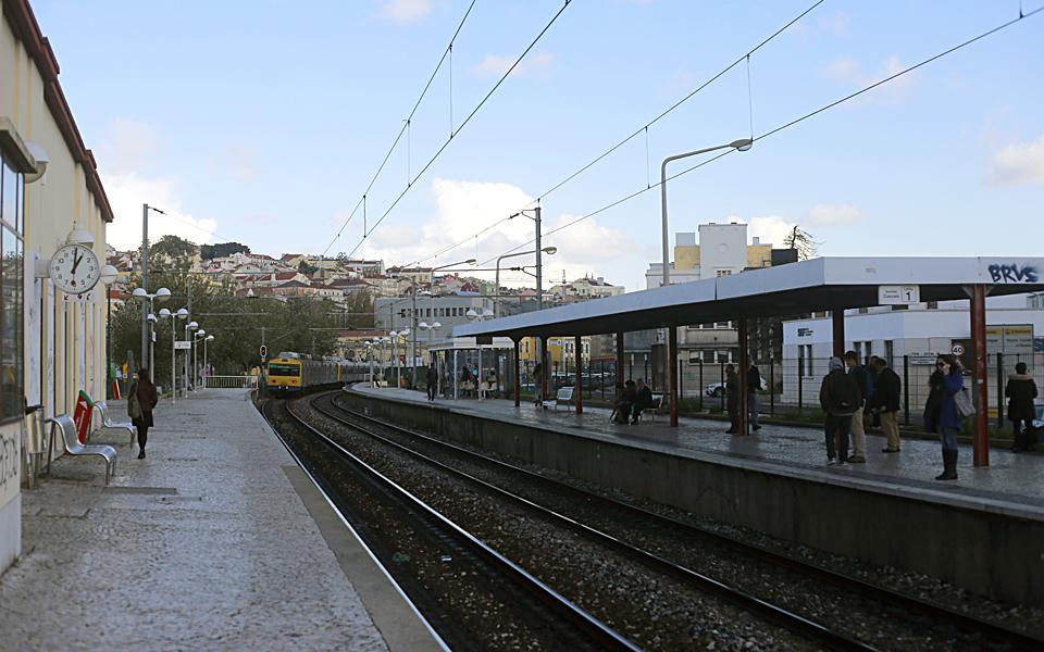 Linha de Cascais recebe 50 milhões do Portugal 2020