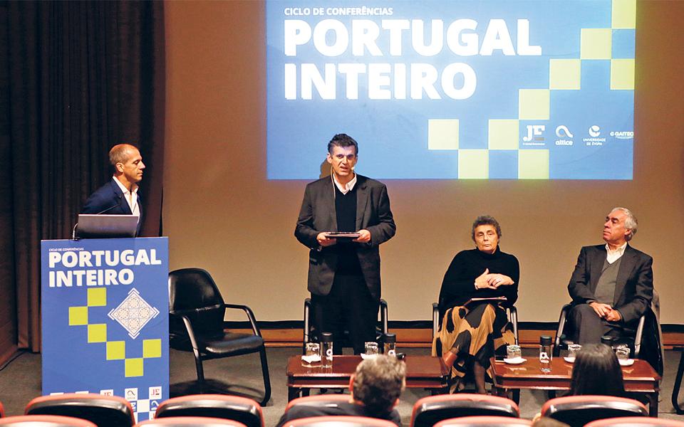 Conferência JE/Altice debate soluções para Alentejo não perder oito pessoas por dia