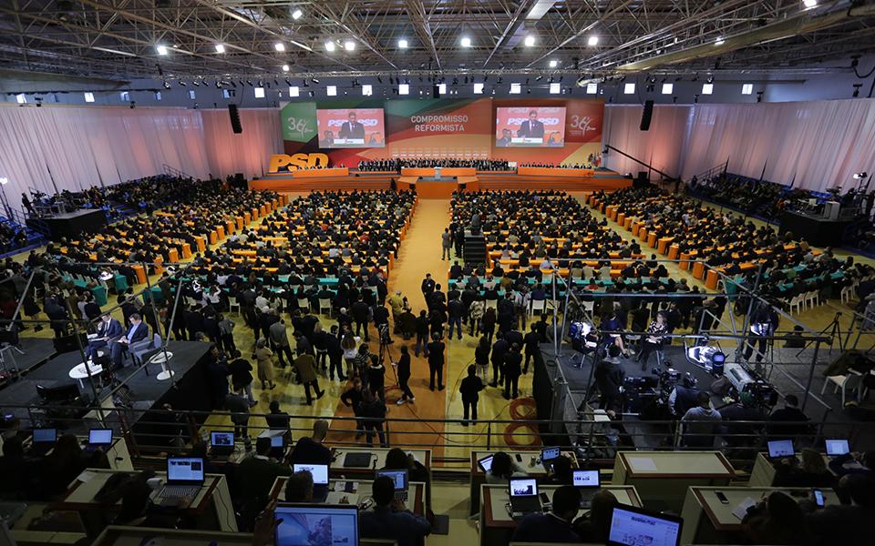 O congresso que vai consagrar Rui Rio