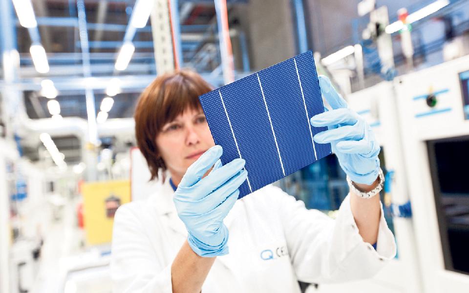 Sul-coreanos querem dois gigas de solar