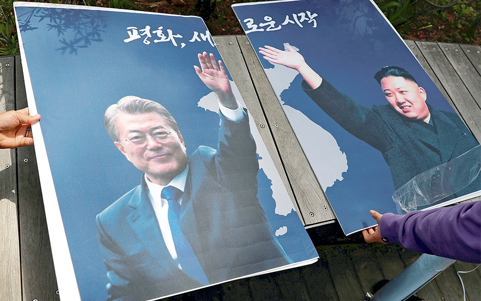 Cimeira das Coreias testa capacidade de sobrevivência de Pyongyang