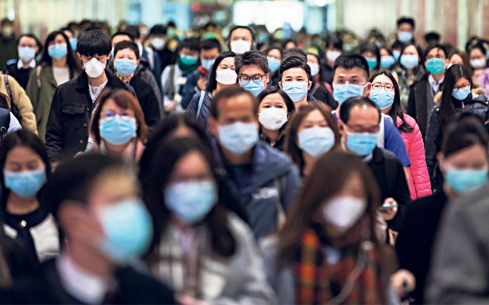 Coronavirus:  Risco de contágio trava os grandes eventos
