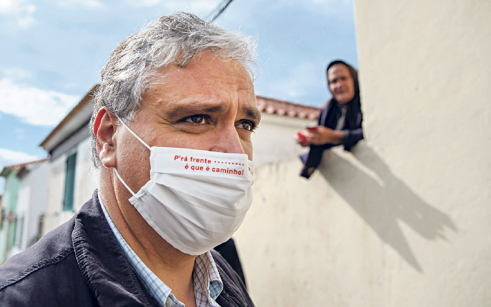 Açores lançam  base para eleições em plena pandemia