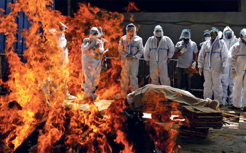 Covid-19: Brasil e Índia  estão a enfrentar  o pior da pandemia