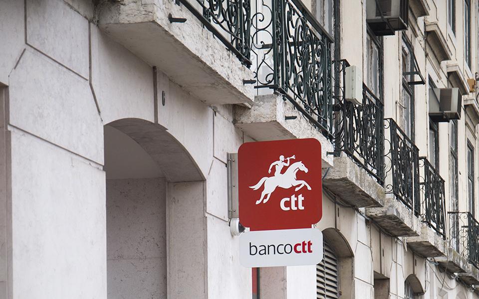 Banco CTT está a ganhar 600 clientes por dia, diz CEO em entrevista