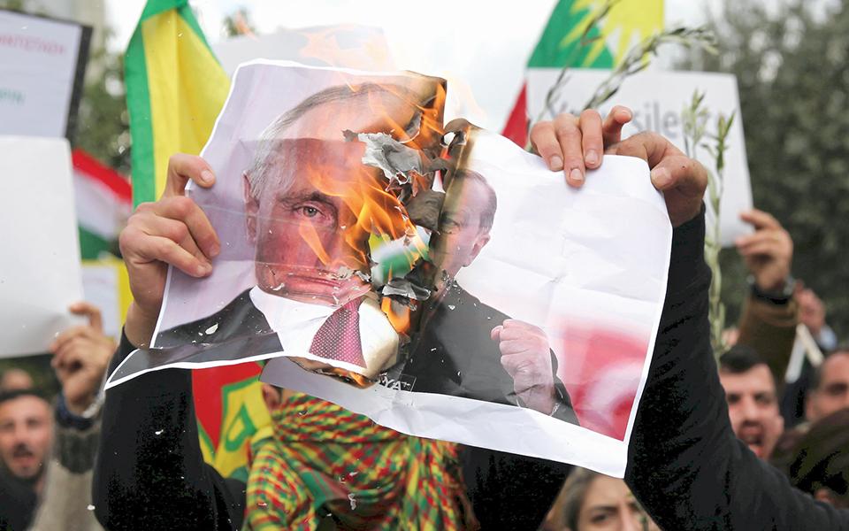 Questão curda afasta cada vez mais a Europa do regime turco