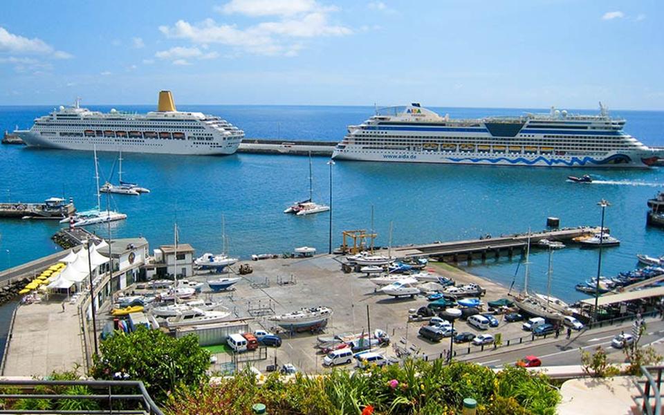 Concurso para expansão do porto do Funchal arranca este mês