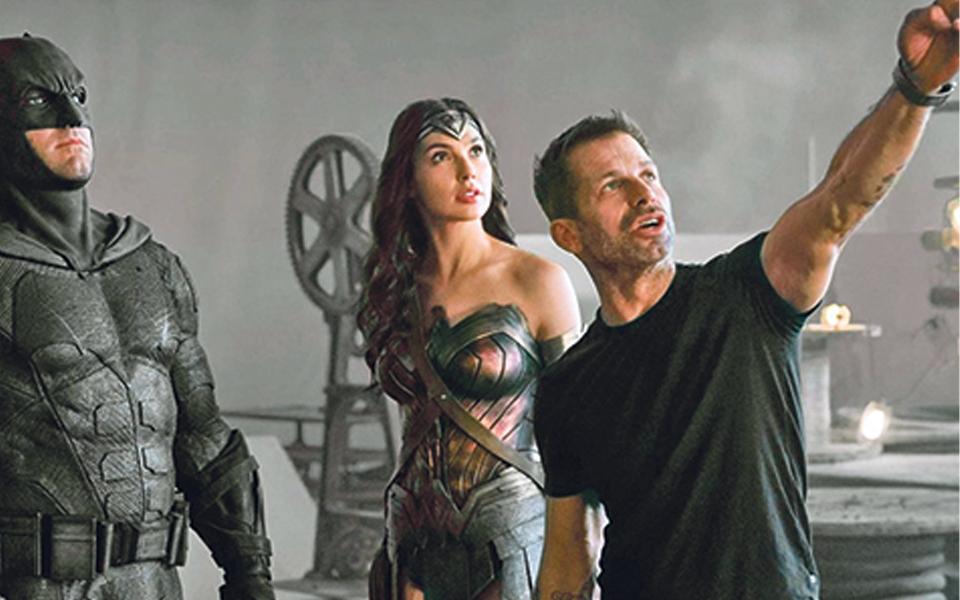 Snyder Cut: Longa vida aos heróis da DC