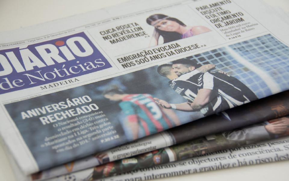 """""""Diário"""" e """"JM"""" recebem 1,7 milhões de euros"""