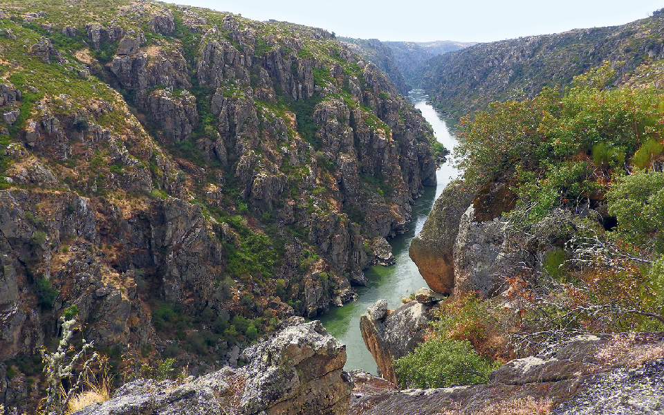 Parque Natural do Douro Internacional: O magnetismo das arribas