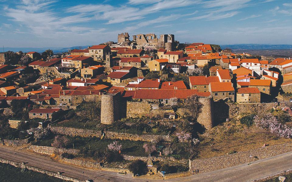 Rotas de verão: Castelo Rodrigo  e Douro Internacional