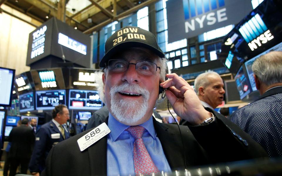 Powell vai decidir quanto poderá correr o 'touro' de Wall Street