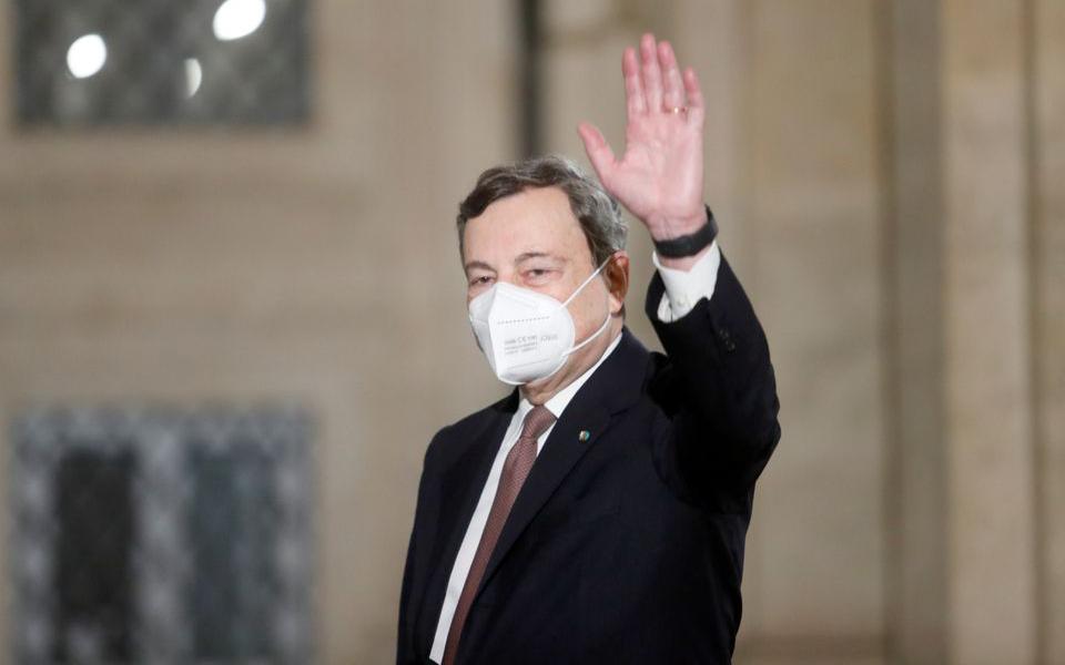 Efeito Draghi favorável ao regresso da esquerda nas municipais italianas