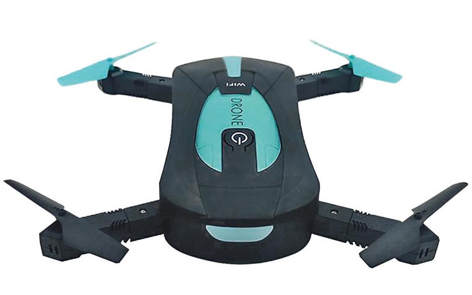 'Selfies': Adeus bastões, olá 'drones'