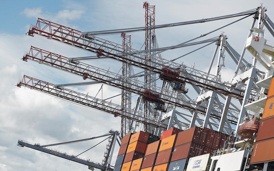 E se houver uma crise de exportações?