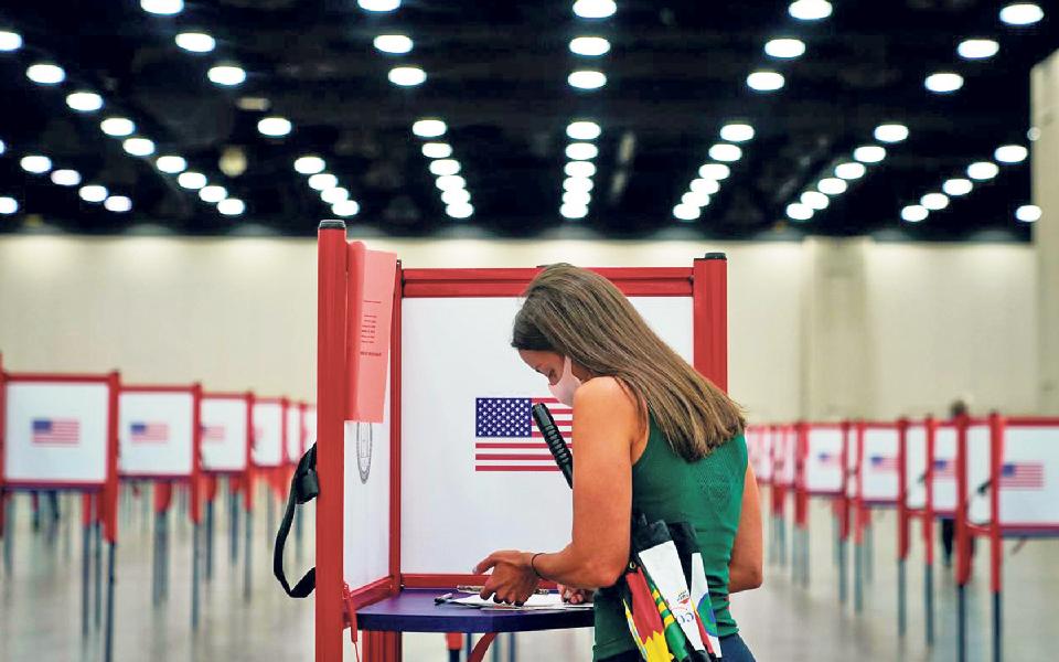 E se a economia decidisse  as eleições americanas?