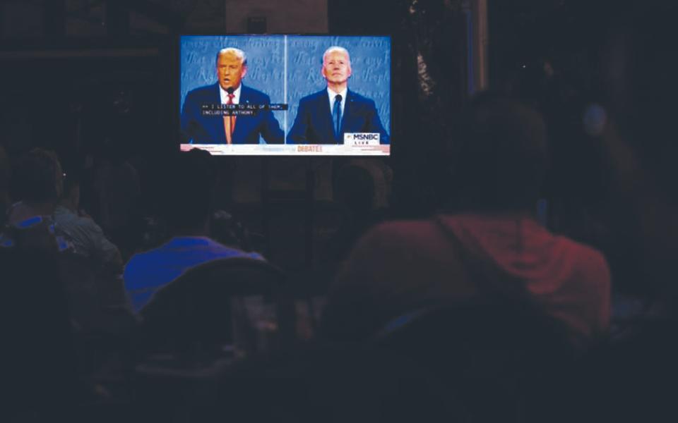 Eleições nos EUA:  o mundo em 'stand by'