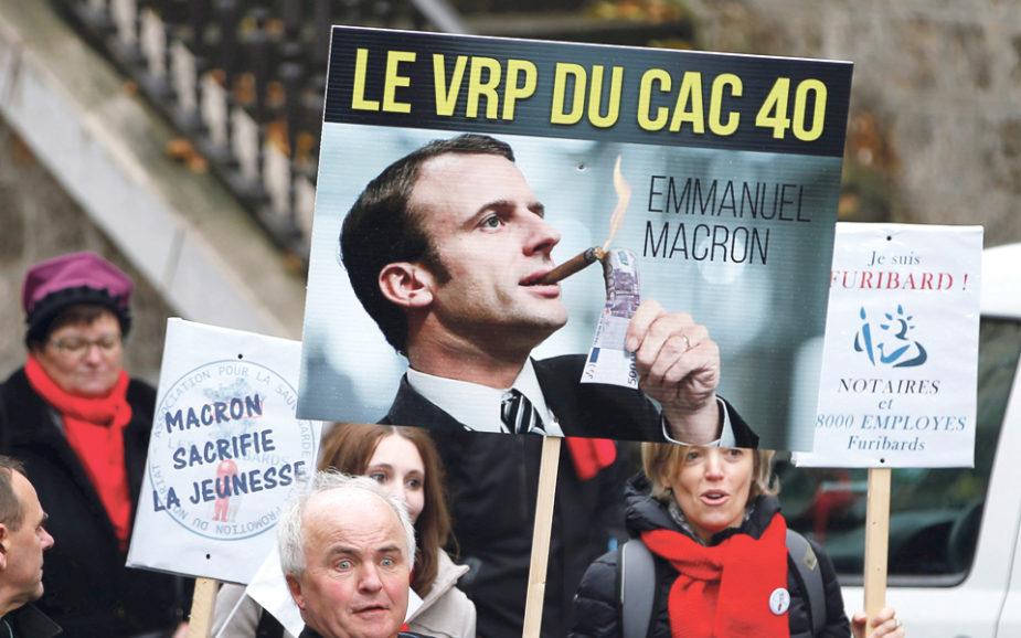 Do sonho ao pesadelo: França tira o sono aos mercados