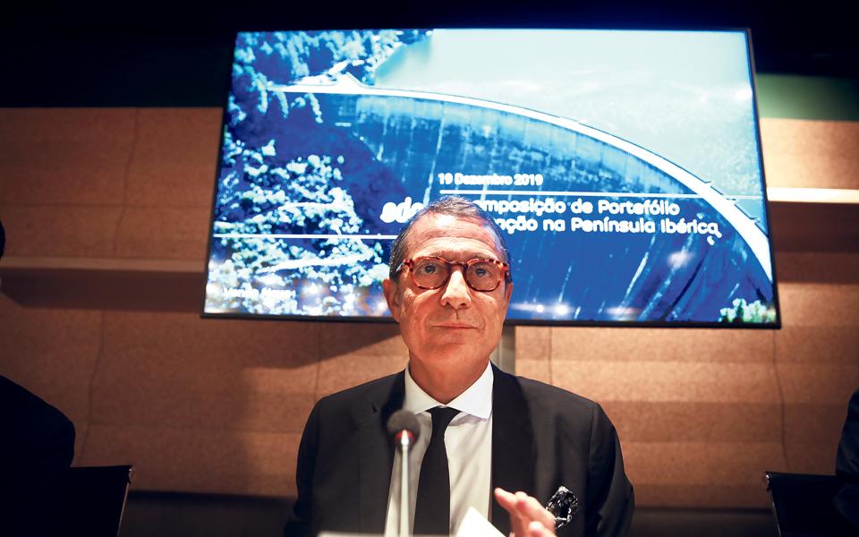 EDP vende seis barragens em Portugal por 2,2 mil milhões de euros