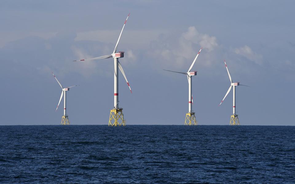 EDP avança na energia eólica em alto mar
