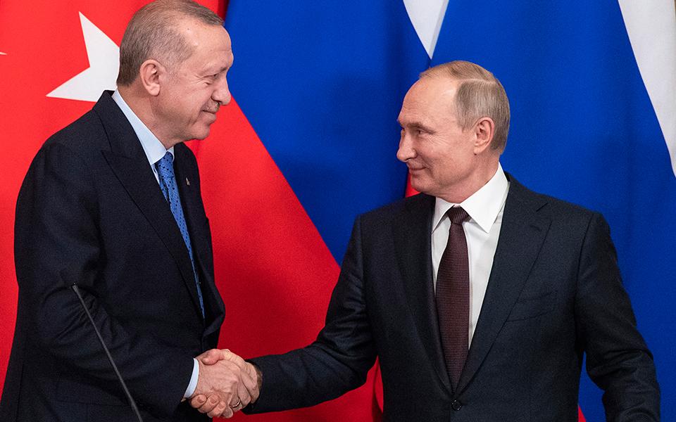 Rússia e Turquia assinam novo acordo para a Síria