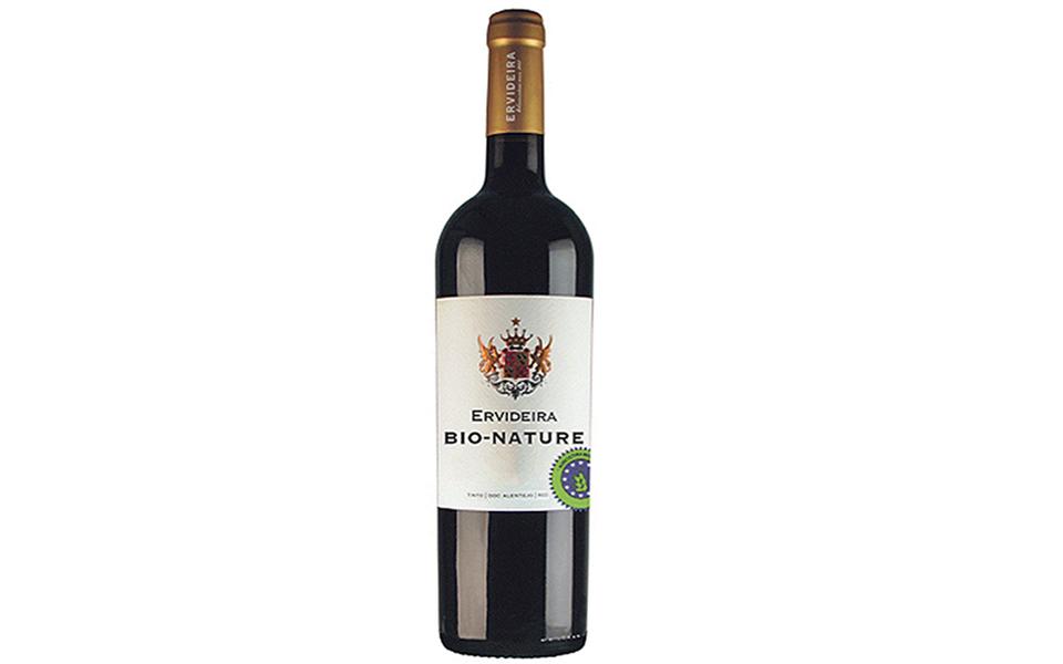 Alentejo Ervideira já tem vinho biológico
