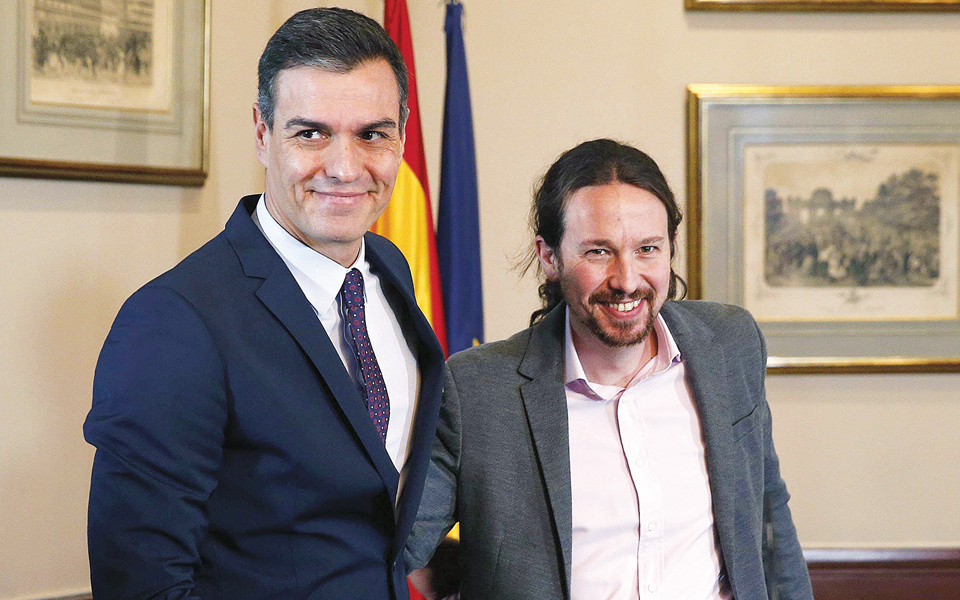 Contas e contos  das legislativas  em Espanha