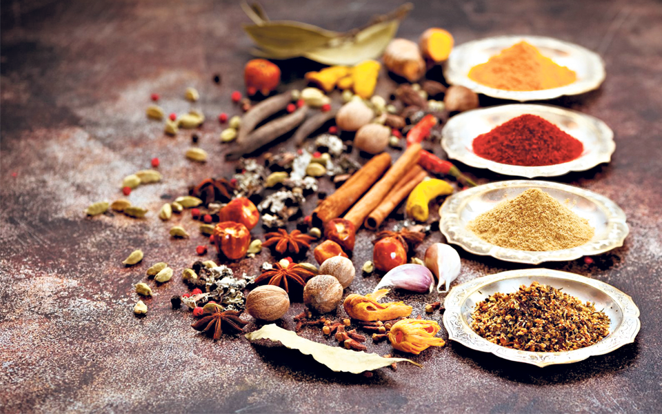 Saccharum recebe viagem gastronómica pelo Mundo  das Especiarias