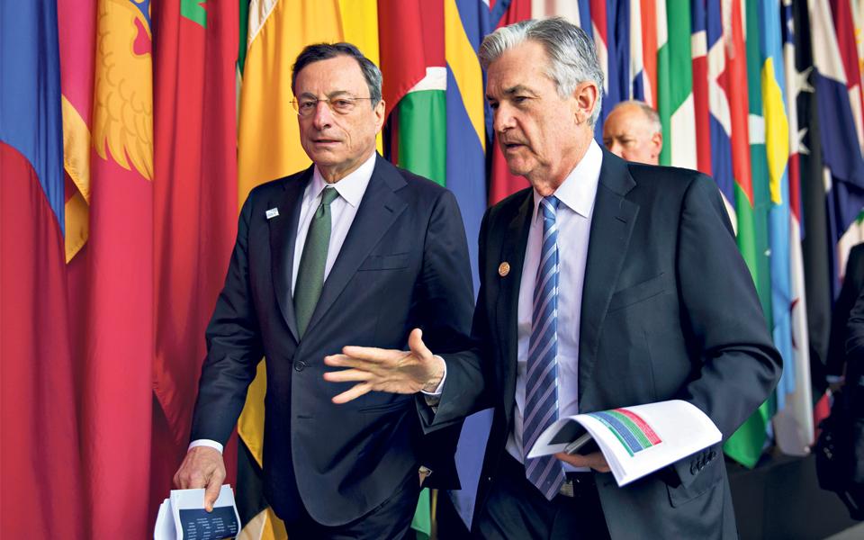 Início da recessão é a última incógnita da incerteza global