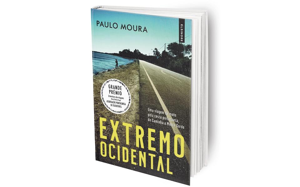 Extremo Ocidental Uma viagem de moto pela costa portuguesa
